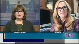 Etiquette Expert Sharon Schweitzer on WJBF-TV, NewsChannel 6