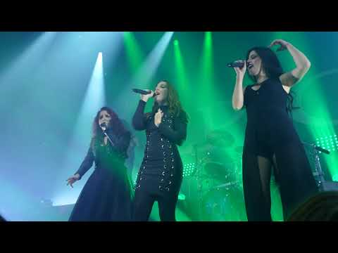 Epica - Sancta Terra ft. Marcela Bovio and Laura Macrì