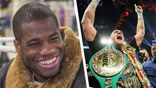 Tyson Fury BULLIED Wilder, I give him THE EDGE OVER JOSHUA, says Daniel Dubois