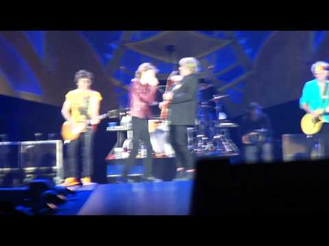 THE ROLLING STONES STADE DE FRANCE 14 ON FIRE M4H08207