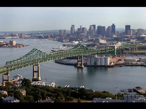Tobin Bridge - Boston, Massachusetts