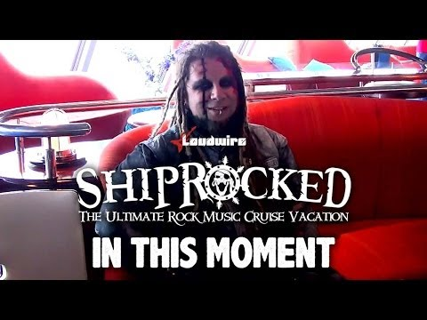 In This Moment's Chris Howorth Talks to Loudwire on ShipRocked 2014