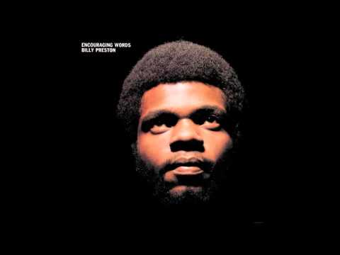 Billy Preston - Encouraging Words - 1970 - Full Album