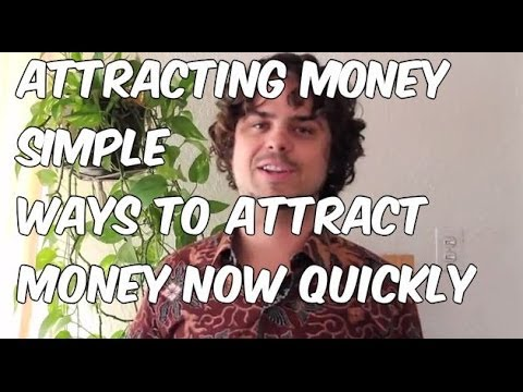 How to attract money easily and effortlessly