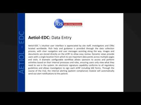 Aetiol-EDC By Jade Global Solutions