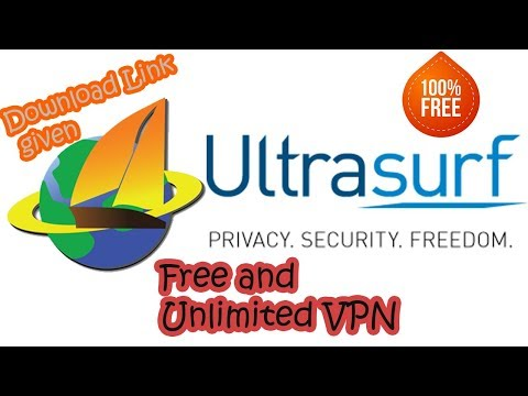 100% Free And Unlimited Proxy/VPN To Stay Anonymous | Ultrasurf Tutorial | Ultrasurf