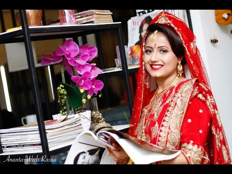Traditional Nepali Wedding Video of Ananta and Rasna