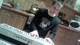 Cradle of filth Nymphetamine piano cover