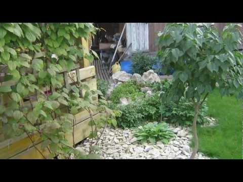 видео: Ландшафтный дизайн на дачном участке.