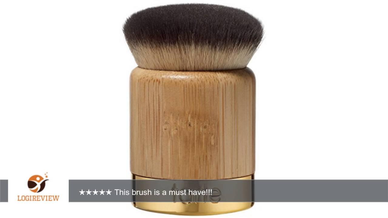 The Buffer Airbrush Finish Bamboo Foundation Brush by Tarte #22