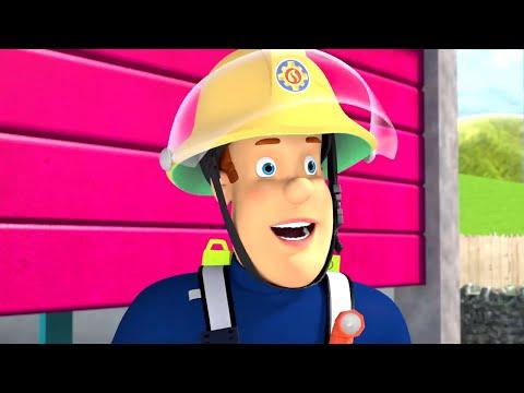 Fireman Sam New Episodes   Sam Saves The Day   Fireman Sam Collection 🚒 🔥Kids Movies