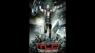 "WWE Tables, Ladders and Chairs 2012 Theme Song ""Balls to the Wall"" by Fozzy"