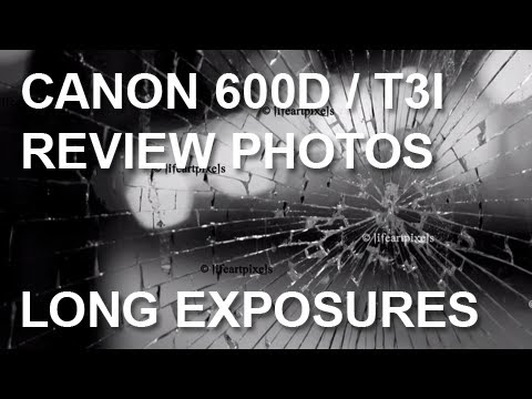 Canon 600d rebel t3i low light photography long slow shutter speed black and white youtube