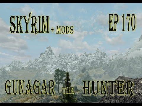 Skyrim: Gunagar the Hunter Ep 170 More Hunting