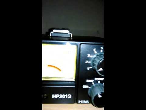 Cobra 25gtl sound tracker modded burn speaker prob