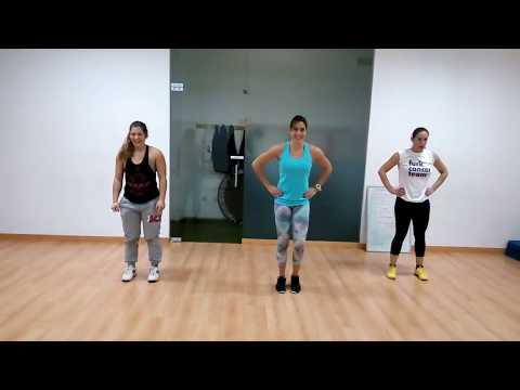MC kevinho- Olha a Explosão legs workout- dance fitness 2017
