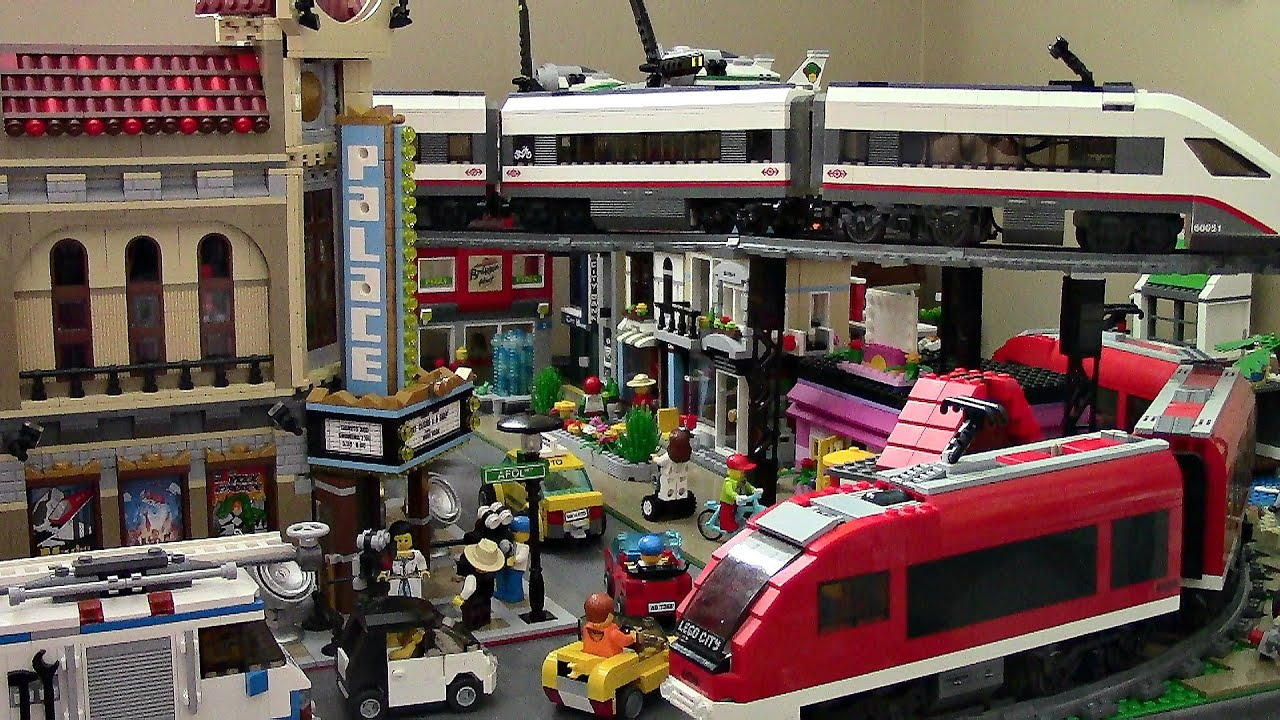 Lego City Update - February 1st 2015 Bricklover18