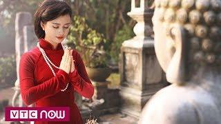 Cầu an theo nghi thức truyền thống của đạo Phật   VTC1