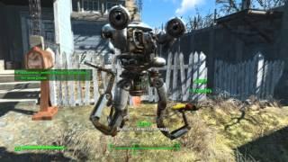 Fallout 4 На Харде 7 Тайна Альянса.