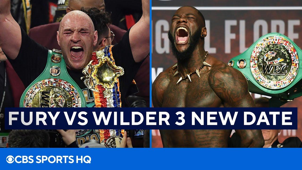 Deontay Wilder vs. Tyson Fury 3: Date, location, start time, fight card ...