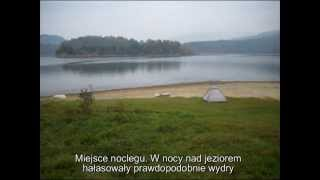 Las, skały i woda. Jezioro Solińskie