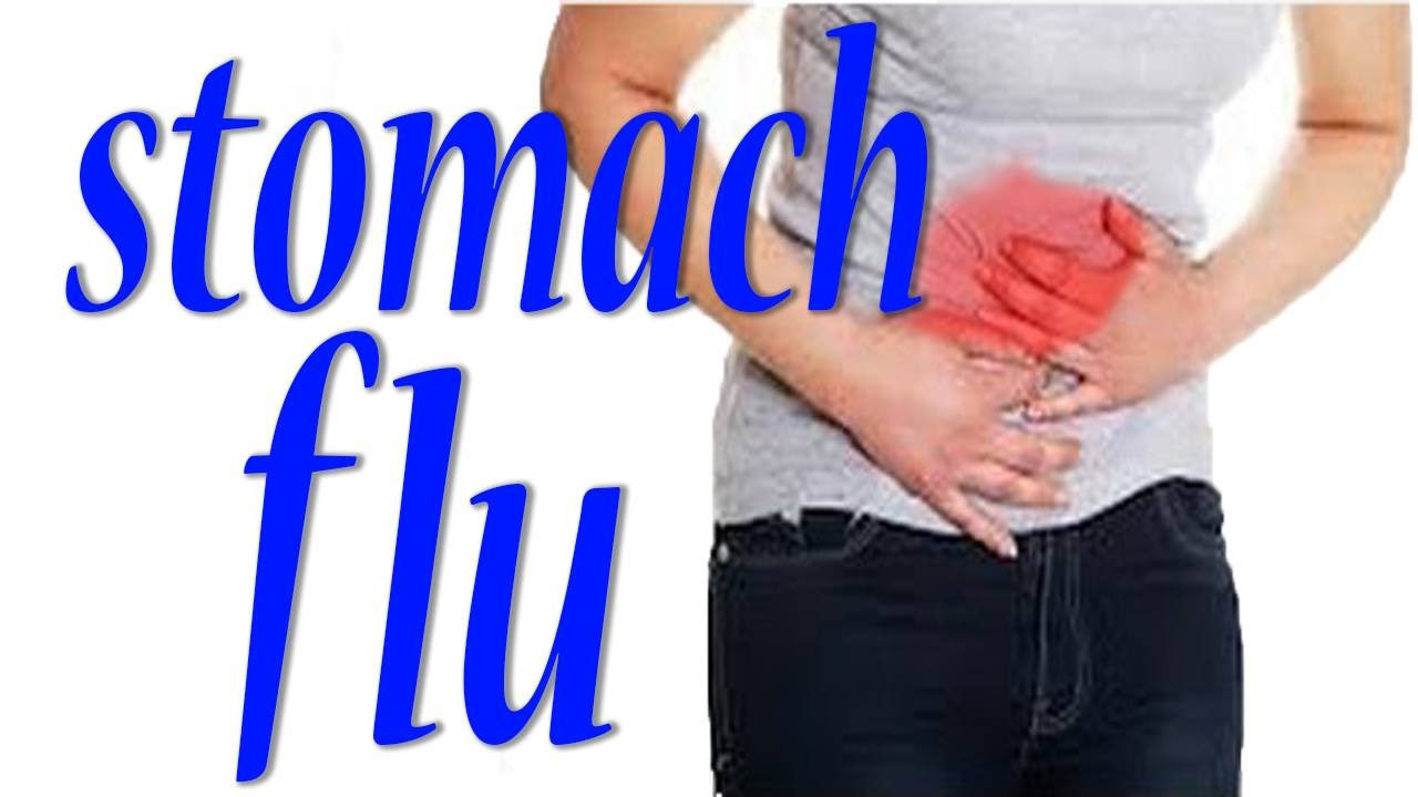 how to catch stomach flu