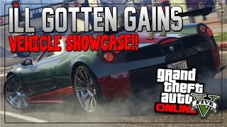 "GTA 5 Online 1.27 DLC - *NEW* ""6 New Vehicles"" - ""Vehicle Showcase"" (GTA V Update 1.27) ""1.27 DLC"""