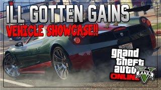 "GTA 5 Online 1.27 DLC - *NEW* ""6 New Vehicles"" - ""Vehicle Showcase"" (GTA V Update 1.27) ""1.27 DLC"""