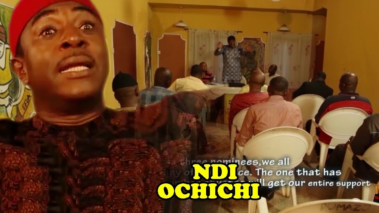 Download Ndi Ochichi Season 1&2 - 2018 Latest Nigerian Nollywood Igbo Movie Full HD