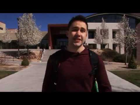Truckee Meadows Community College Int'l Student Video Series - Newton