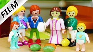 Playmobil Film deutsch | Vogel vs. Schnösel eklige Bohnen Challenge mit Jelly Beans | Kinderserie