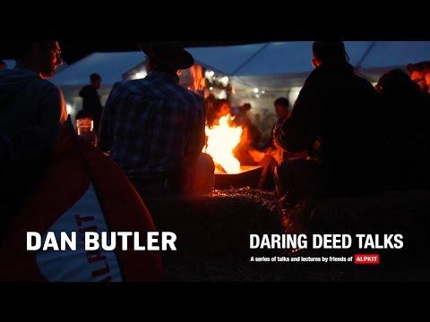 Daring Deed Talks - Dan Butler