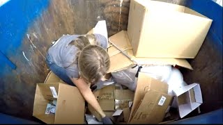 DUMPSTER DIVING- YOU SHOULD DO THIS!