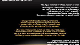Amarga Soledad, Osvaldo Ayala