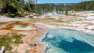 Yellowstone National Park (Wyoming) Backpacking - June 2019