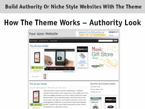 The Best WordPress Amazon Themes That Make 90k With the Amazon ...