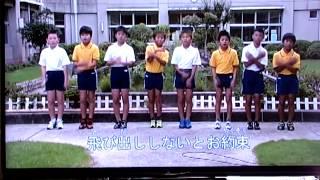 兵庫県警は、こういう替え歌を作ってる。 いやはや頭が下がりますね。