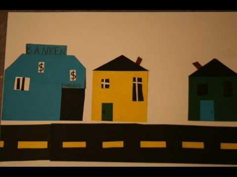 Bank Robbery - Norsk film av 7. klassinger