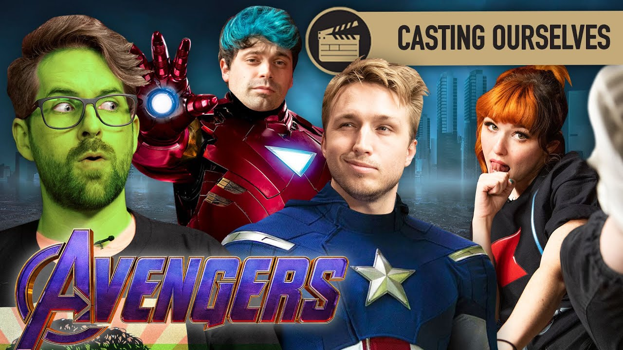 If Smosh Were The Avengers