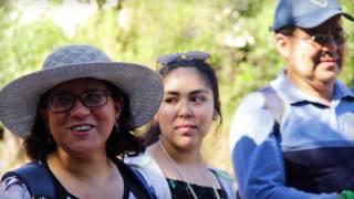 CESFAM Las Condes en Aguas de Ramón | Fundación Sendero de Chile