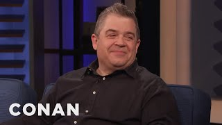 """Patton Oswalt's 9-Year-Old Daughter Is Making Her Voiceover Debut On """"My Little Pony"""" - CONAN on TBS"""