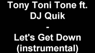 Tony Toni Tone ft DJ Quik - Let
