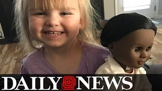 Toddler Tells Cashier She Wants A Black Doll Because She's Pretty