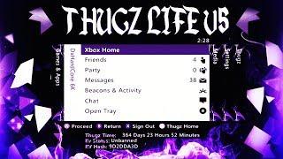 NEW!! THUGZ LIFE V5 STEALTH SERVER 17511!! | BEST GTA 5 MENU + FREE DOWNLOAD!! | (JTAG/RGH)