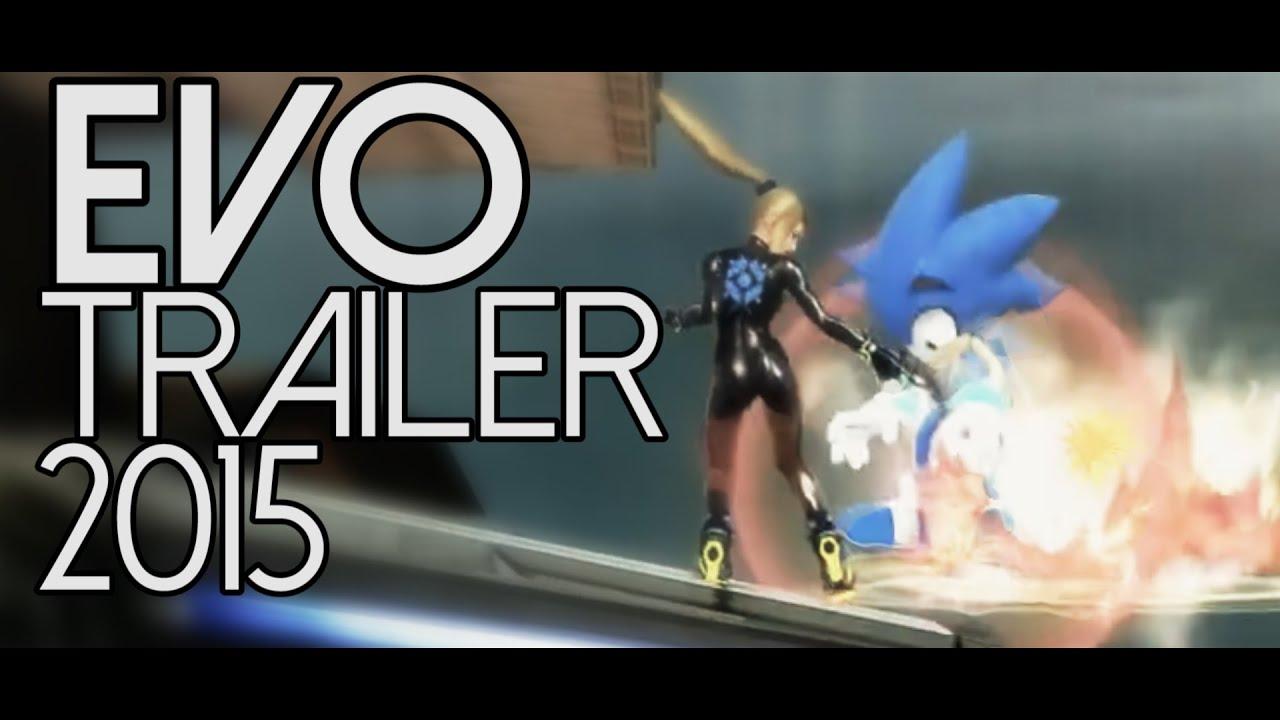 【EVO Trailer 2015】 - Smash Wii U (International Tournament)