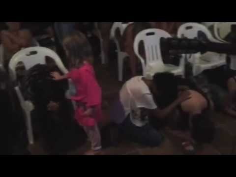 Jeremiah Bowser at Shores of Grace School The Furnace Recife Brazil Part 3 !!!