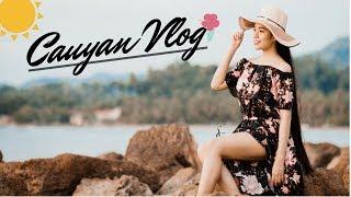 Beautyklove Vlogs  Visiting Cauyan Beaches & Island & Hair Photoshoot