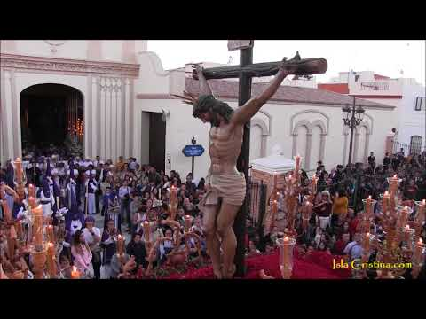 "Salida Procesional ""Buena Muerte"" Isla Cristina Semana Santa 2018"