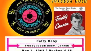 Freddy Cannon - Patty Baby - 1963