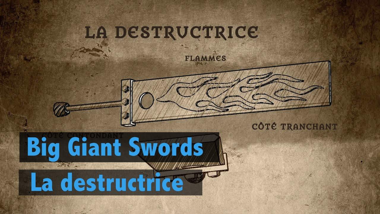 Download Big Giant Swords: Elle détruit tout sur son passage